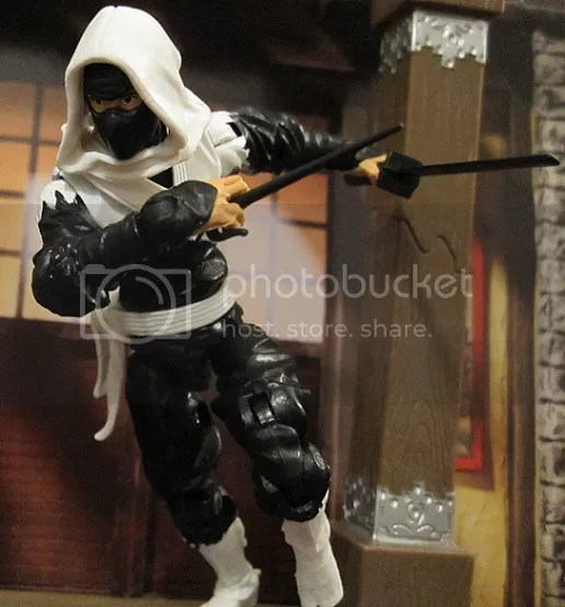 Ninja Force Storm Shadow - exclusive to Dollar General