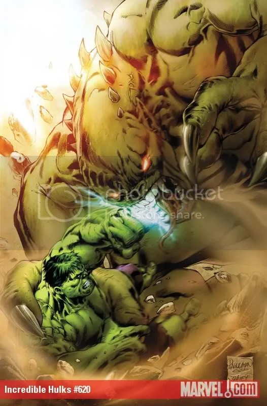 Incredible Hulks