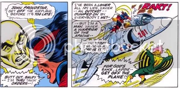 Thunderbird's Death