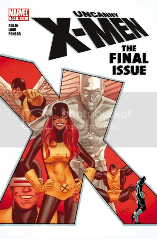 Uncanny X-Men Final