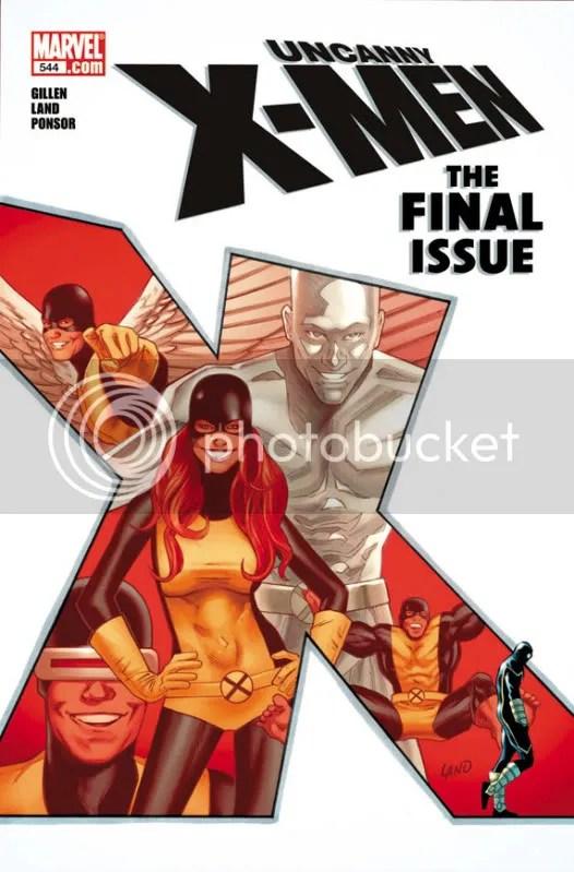 Uncanny X-Men Finale