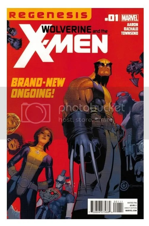 Wolverine and the X-Men