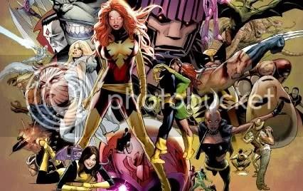 Uncanny X-Men 544 Preview