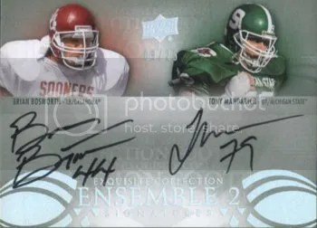 2011 Upper Deck Exquisite Football Is Here... Finally (4/4)