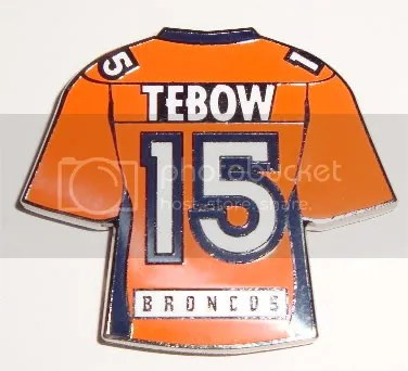 c950ee195 Tim Tebow is basically the most popular professional football player on the  planet right now. His miracle plays that seem to win each game have  skyrocketed ...