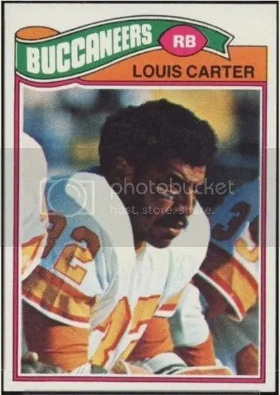 Card of the Day: Louis Carter 1977 Topps #268