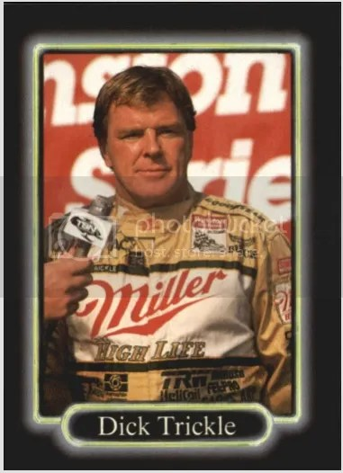 Card of the Day: Dick Trickle 1990 Maxx #66