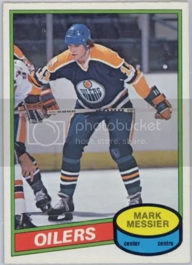 Card of the Day: Mark Messier 1980-81 O-Pee-Chee #289