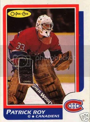 How To Spot A Fake Patrick Roy 1986-87 O-Pee-Chee #53 Rookie