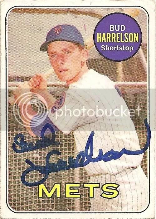 1969 Topps Buddy Harrelson