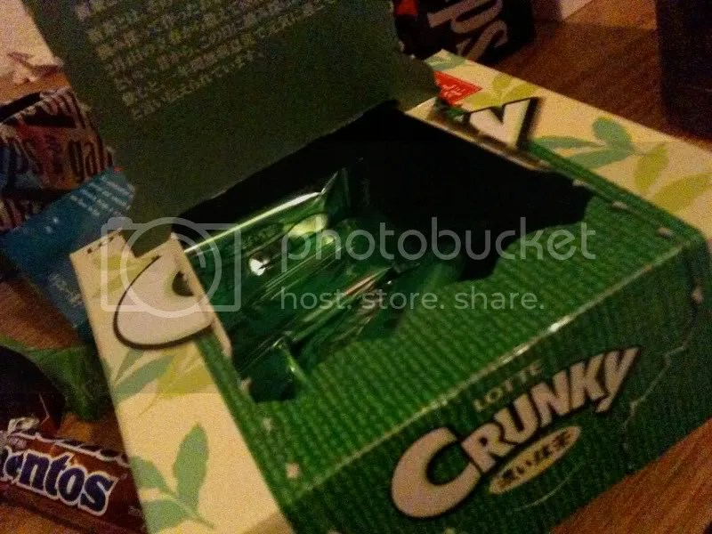 Would you like some CRUNKY?