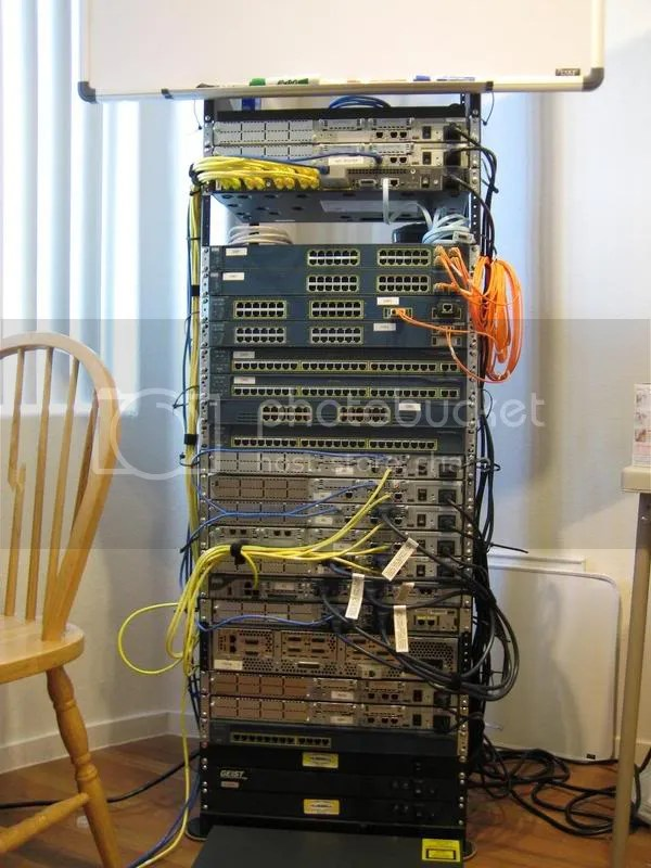 the full rack