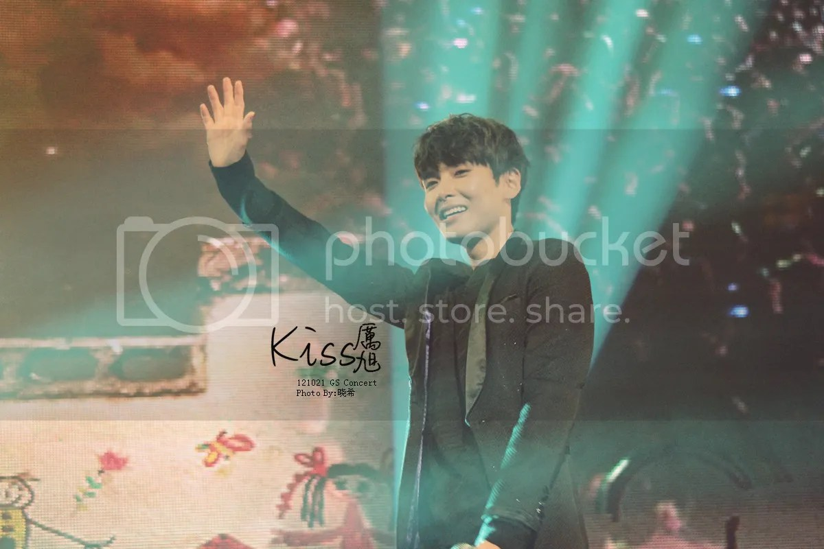 121021 Kiss Ryeowook by 晓希