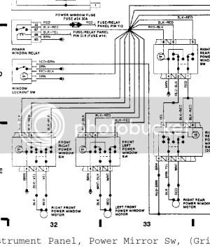 Vw Golf Electric Window Wiring Diagram  Somurich