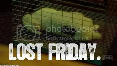 Lost Friday - Every Man For Himself.
