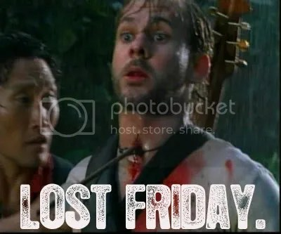 Lost Friday - Catch 22.