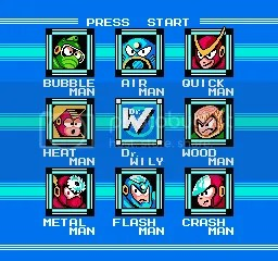 Mega Man 2.