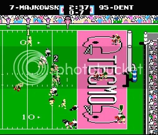 Tecmo Super Bowl.