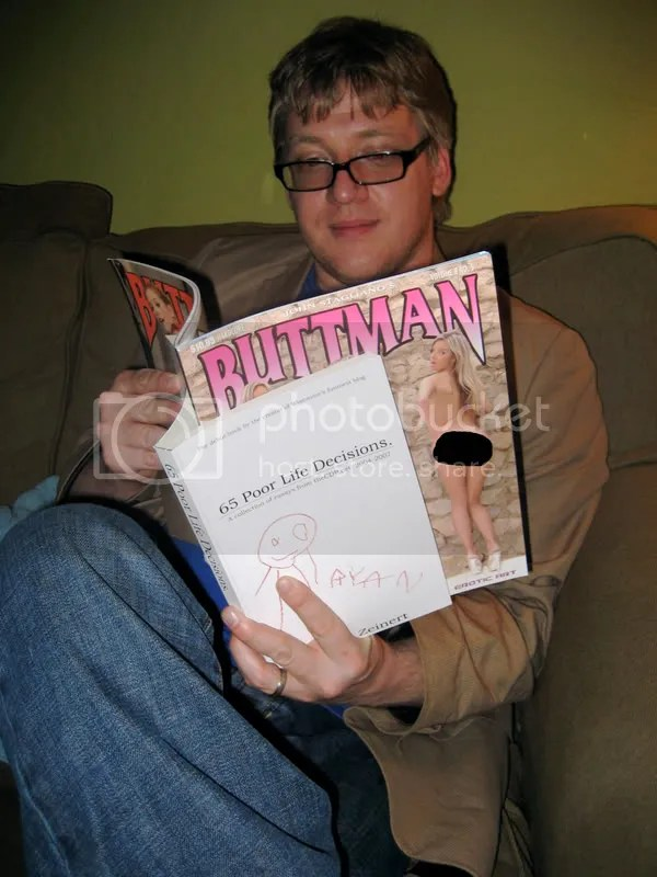 Buttman. Will Buttman.