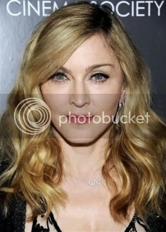 Madonna WE