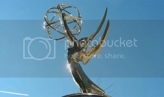 The most prestigious fake television award on this blog