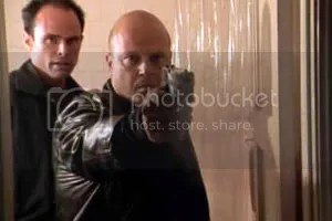 Michael Chiklis as Detective Vic Mackey
