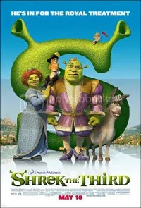 Soon, they'll just be able to piece together Shrek movies with footage from older Shrek movies.