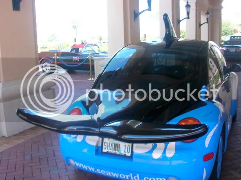 famous tv car