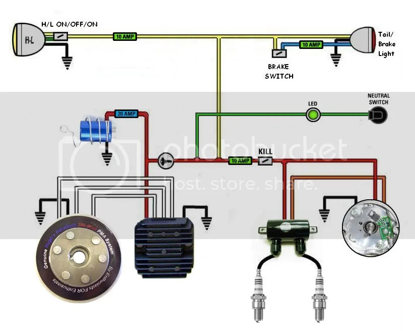 1981 xs650 wiring harness fuel pump relay diagram u2022 rh richterscaleux co
