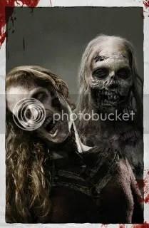 AMC style zombies
