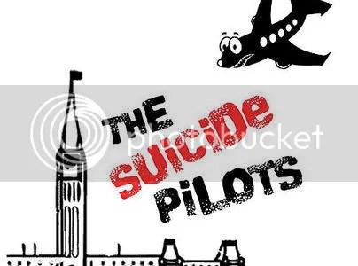 Suicide Pilots Loga