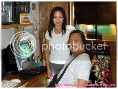My Parents at G-Unit Net Cafe