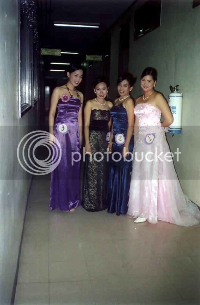 Angela, Che, Me, and Yen