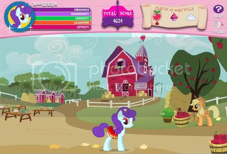 Post Your Adventures In Ponyville Pix!