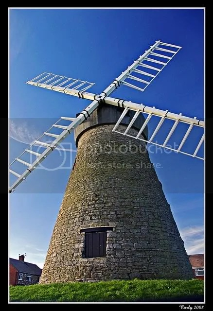 Windmill, Whitburn near South Shields