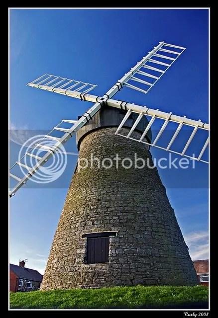 Windmill, Whitburn near South Shields