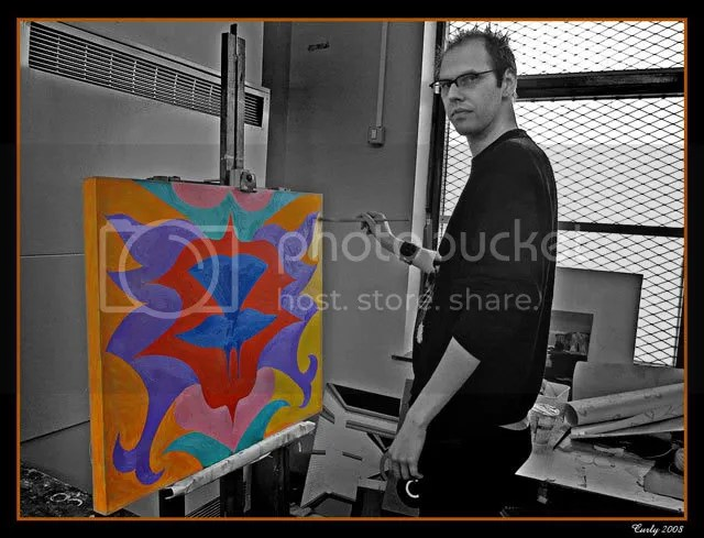 South Shields artist