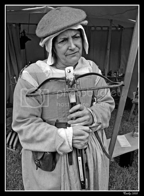 Medieval fayre, Jarrow near South Shields