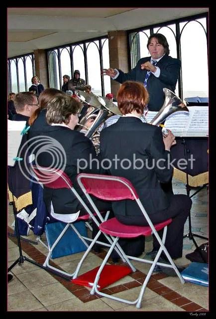 Westoe Brass Band, South Shields