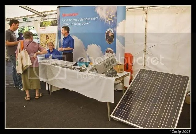 Enviro-fair, Bents Park, South Shields