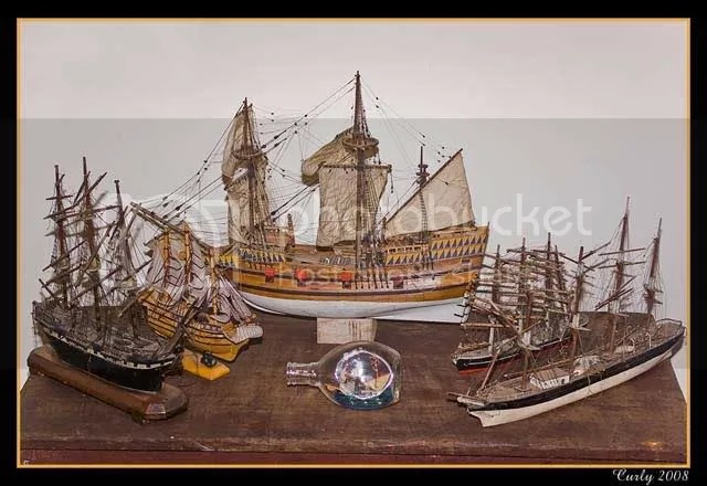 Model ships, South Shields