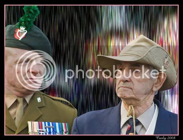 Remembrance Sunday 2008, South Shields