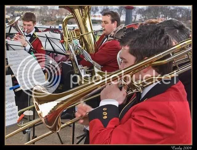 Harton and Westoe Band, South Shields