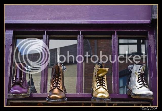 Dr. Martens boots, Durham