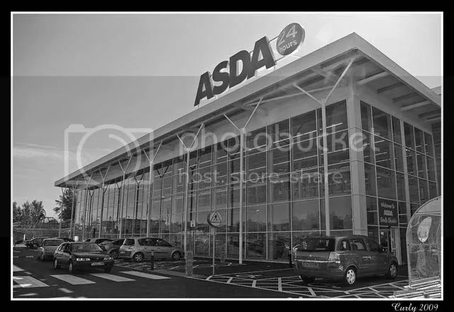 Asda, Coronation Street, South Shields