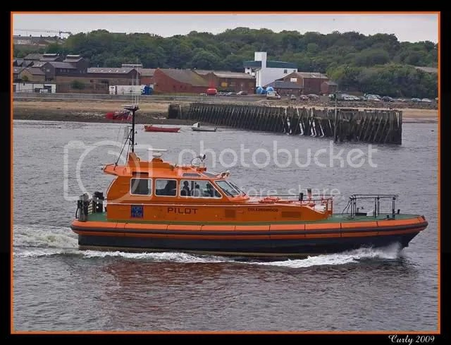 Pilot cutter, South Shields
