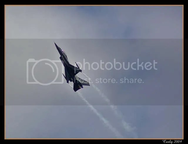 Belgian F16, Sunderland International Air Show