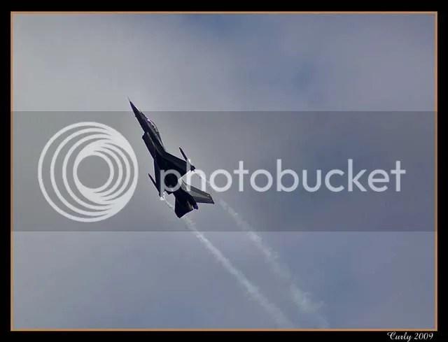 Belgian F16, Sunderland International Air Show