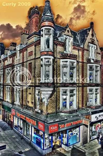 Edingurgh Buildings, King Street, South Shields