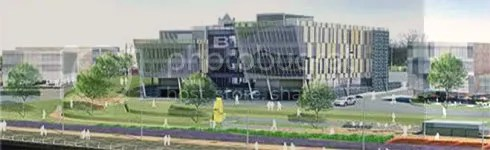BT South Tyneside artist's impression